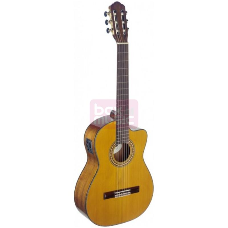 Angel Lopez SIL-CE HG elektrisch-akoestische klassieke gitaar