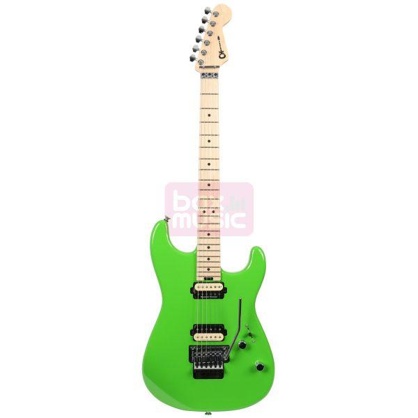 Charvel Pro Mod San Dimas Style 1 2H FR Slime Green