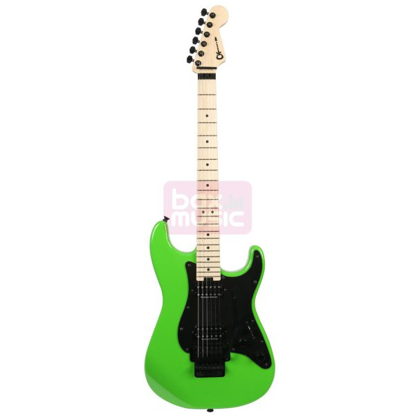 Charvel Pro Mod So Cal 2H FR Slime Green