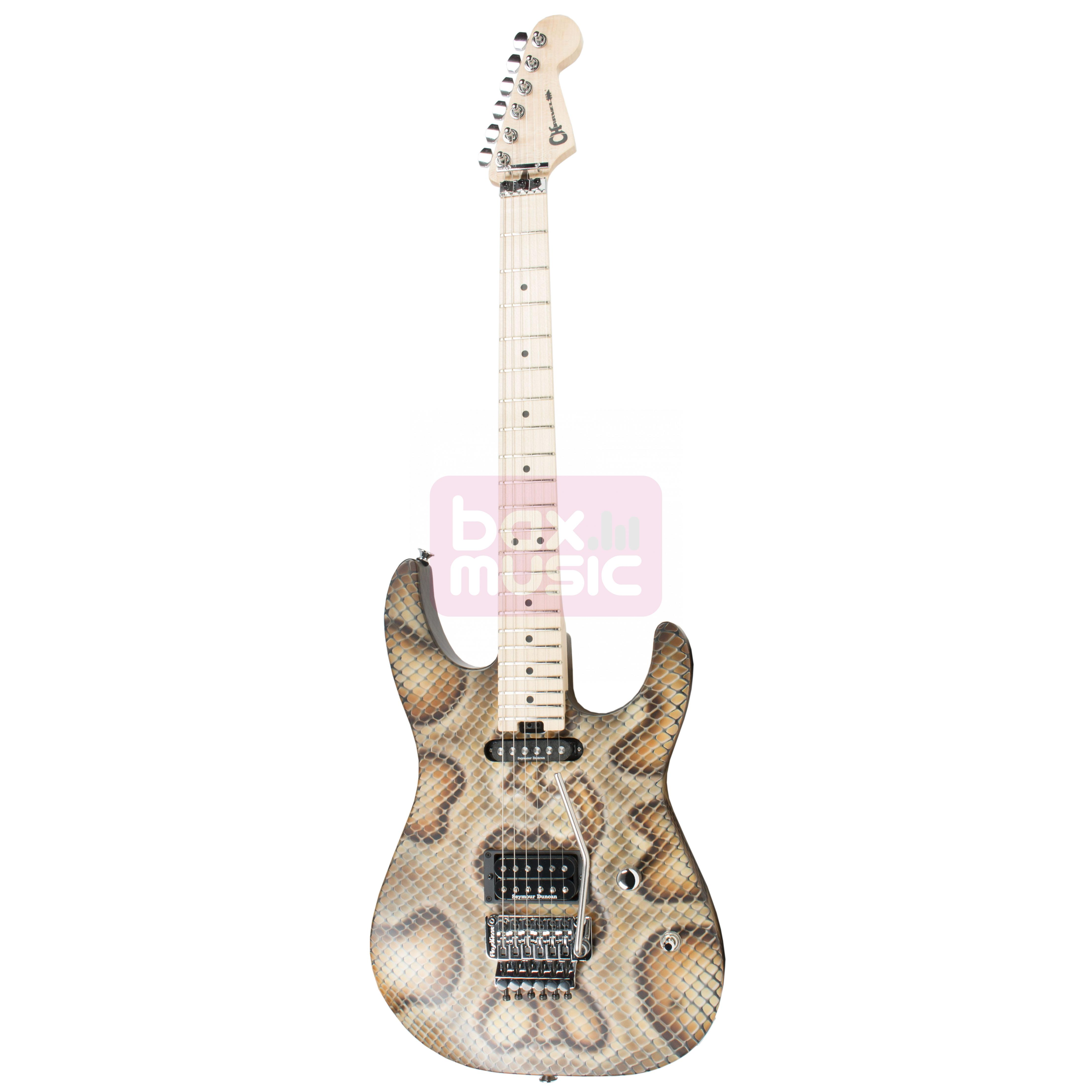 Charvel Pro Mod Warren DeMartini Signature Snake