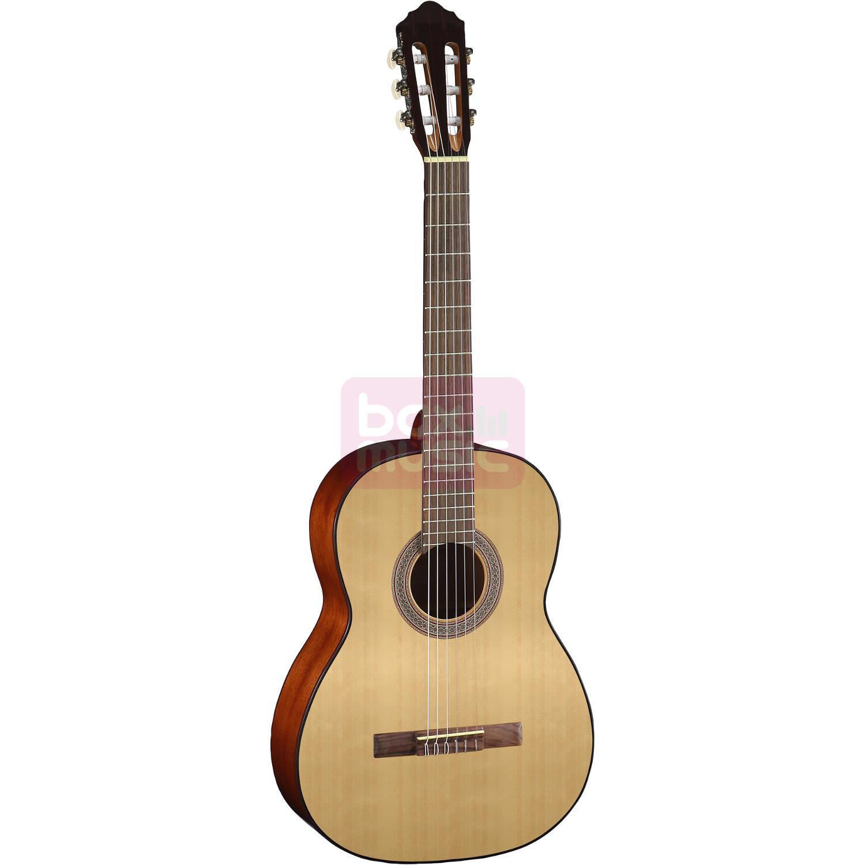 Cort AC100 Open Pore Naturel klassieke gitaar