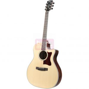 Cort Grand Regal GA5F Natural High Gloss elek-akoestische gitaar