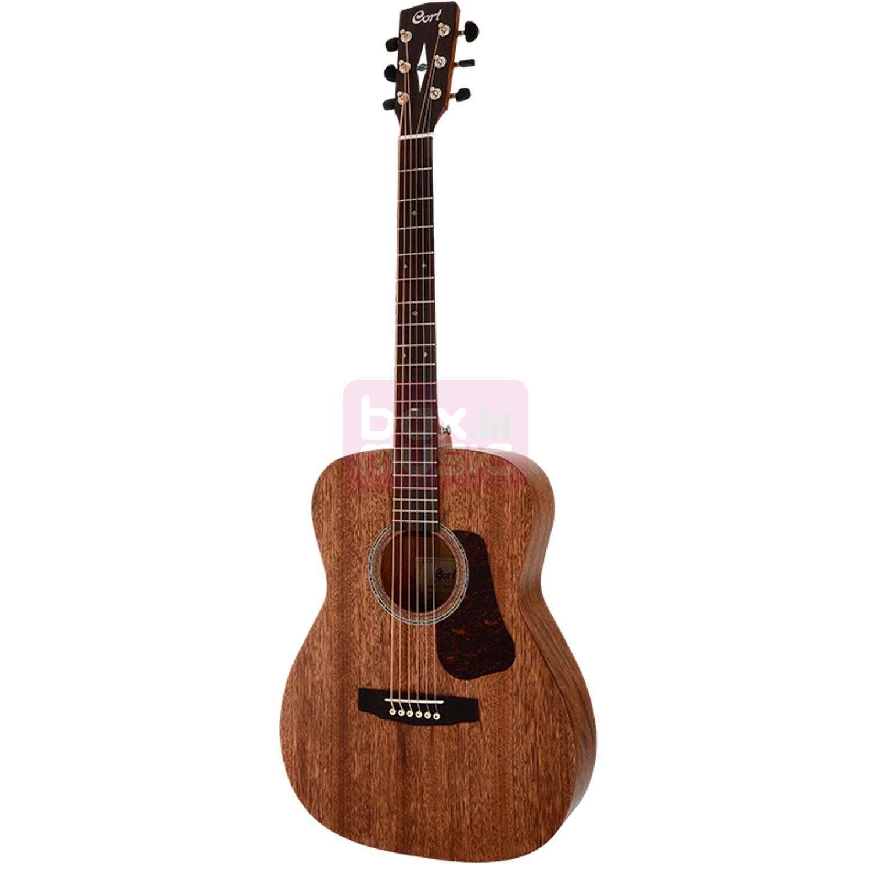 Cort Luce 450 C Natural Satin western gitaar