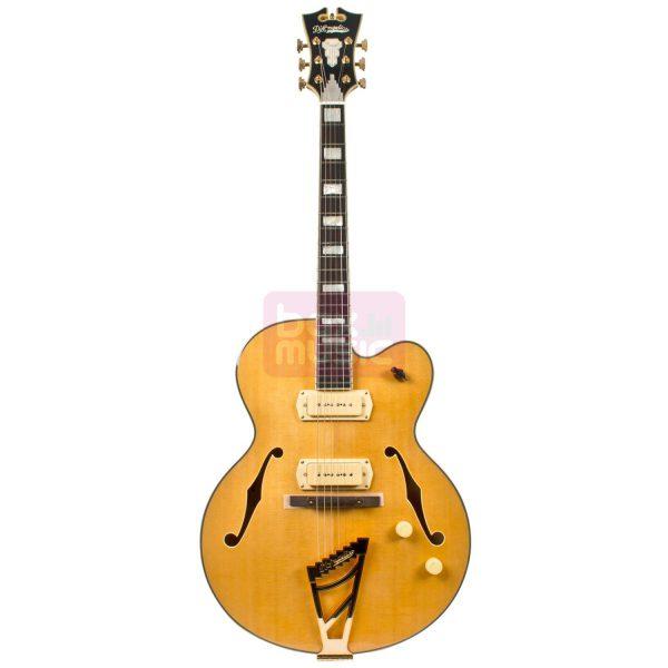 D'Angelico EX-59 NAT semi-akoestische gitaar