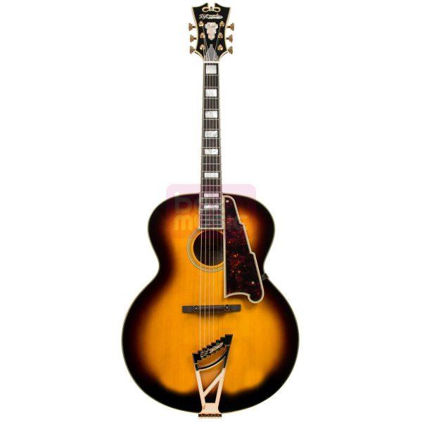 D'Angelico EX-63 SB akoestische gitaar