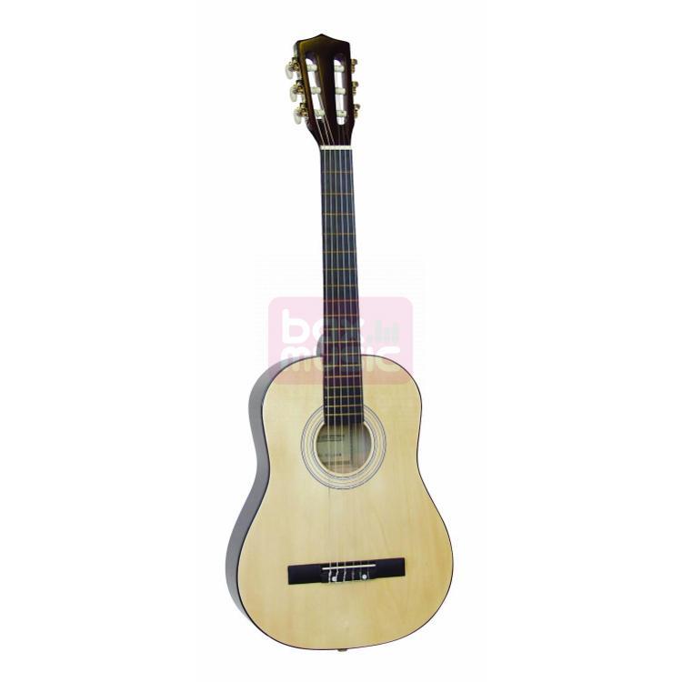 Dimavery AC-300 akoestische klassieke gitaar 1/2 naturel