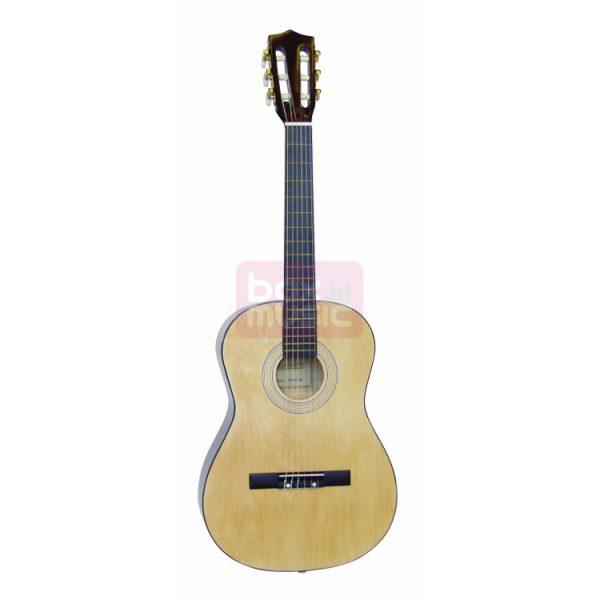 Dimavery AC-300 akoestische klassieke gitaar 3/4 naturel