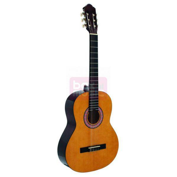 Dimavery AC-303 akoestische gitaar natuurkleur 39 inch