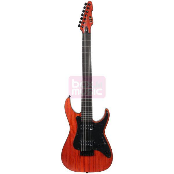 ESP LTD AW-7B Bariton Alex Wade Signature 7-snarige gitaar