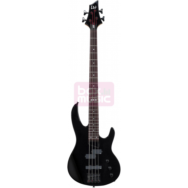 ESP LTD B-50 BLK elektrische basgitaar zwart