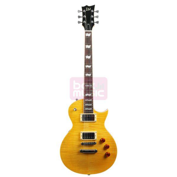 ESP LTD EC-256FM LD elektrische gitaar Lemon Drop