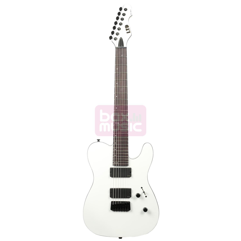 ESP LTD TE-417 Snow White Satin