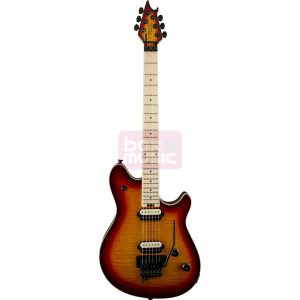 EVH Wolfgang Special 3-Tone Cherry Burst MN