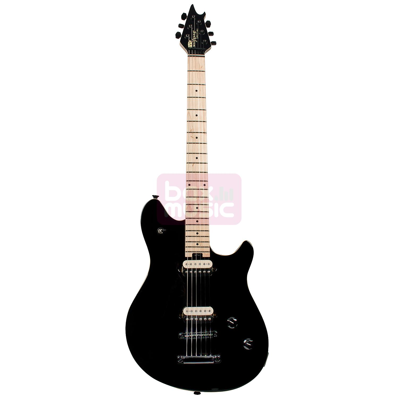 EVH Wolfgang Special T.O.M. Gloss Black elektrische gitaar