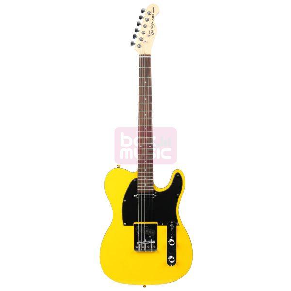 Fazley FTL200YB elektrische gitaar geel