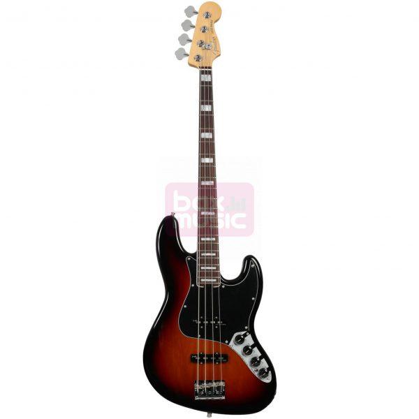 Fender American Elite Jazz Bass RW 3TSB