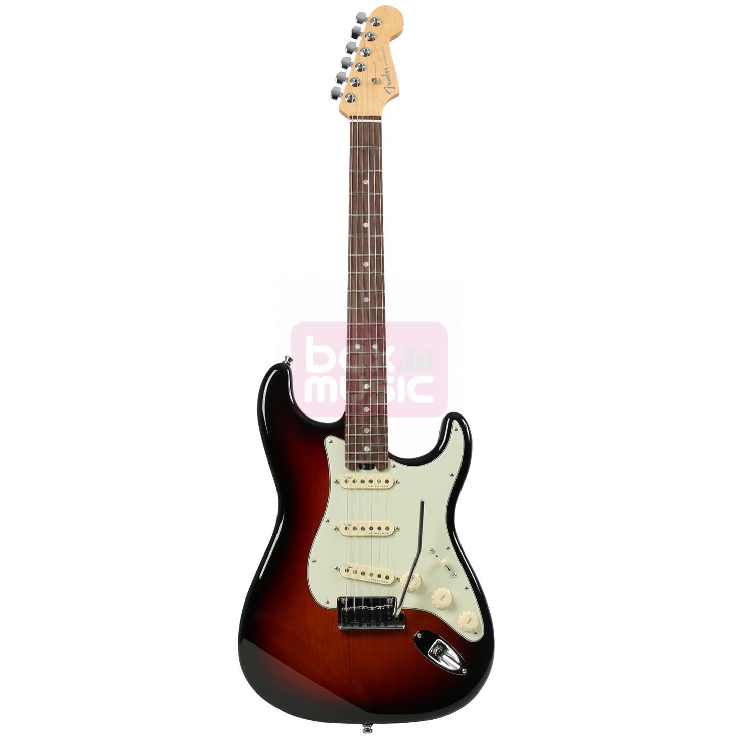 Fender American Elite Stratocaster 3-Tone Sunburst RW