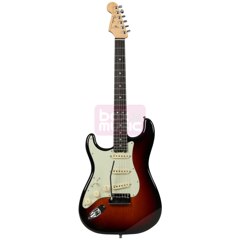 Fender American Elite Stratocaster LH 3-Tone Sunburst RW