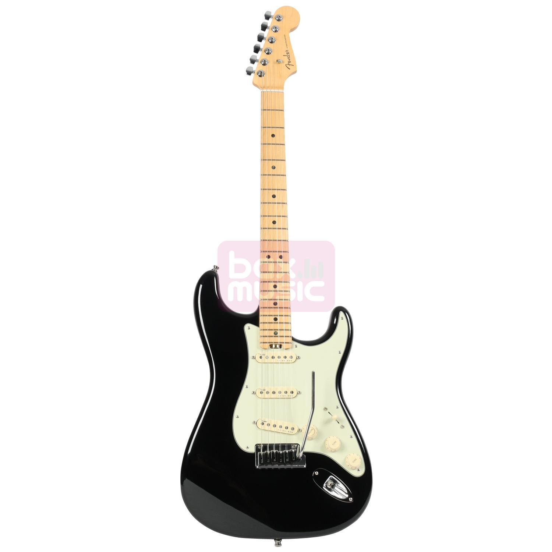 Fender American Elite Stratocaster Mystic Black MN