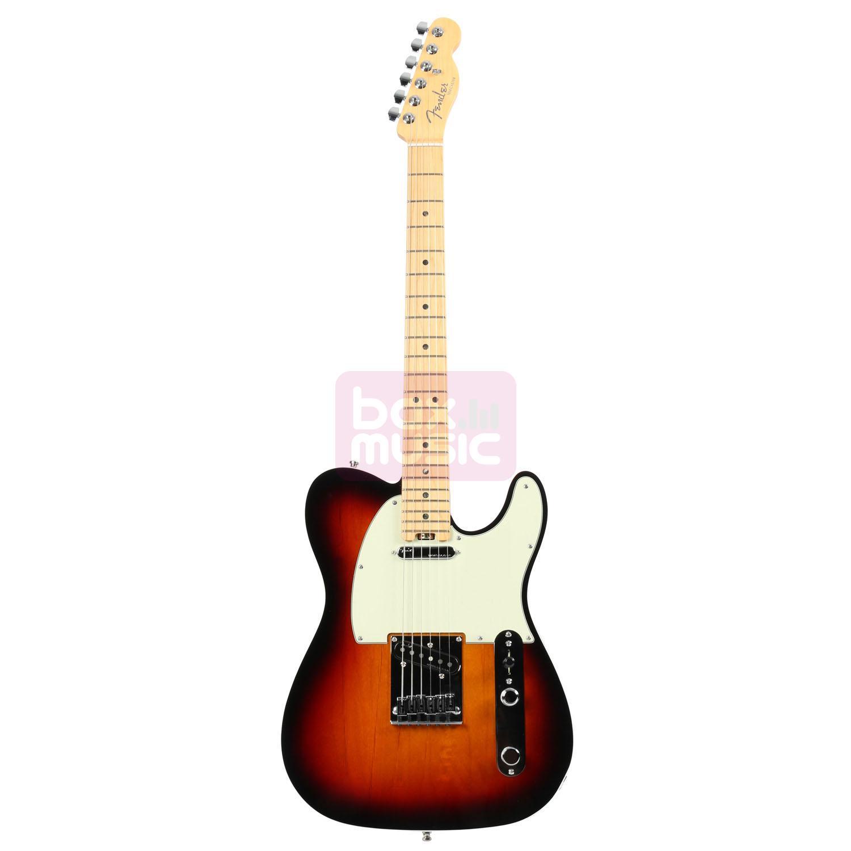 Fender American Elite Telecaster 3-Tone Sunburst MN