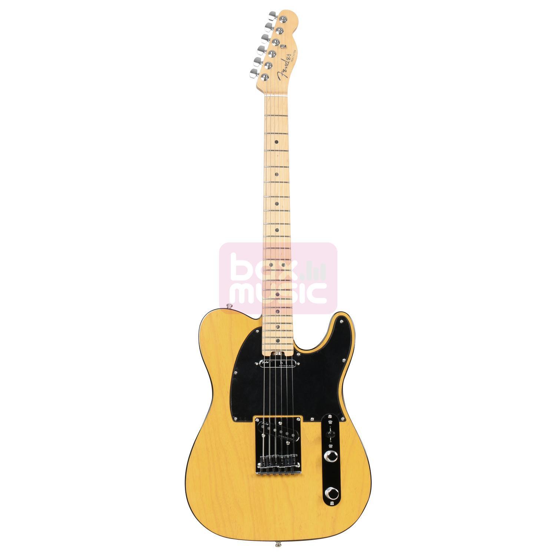 Fender American Elite Telecaster Butterscotch Blonde MN