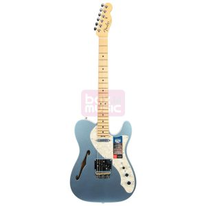 Fender American Elite Telecaster Thinline Mystic Ice Blue MN