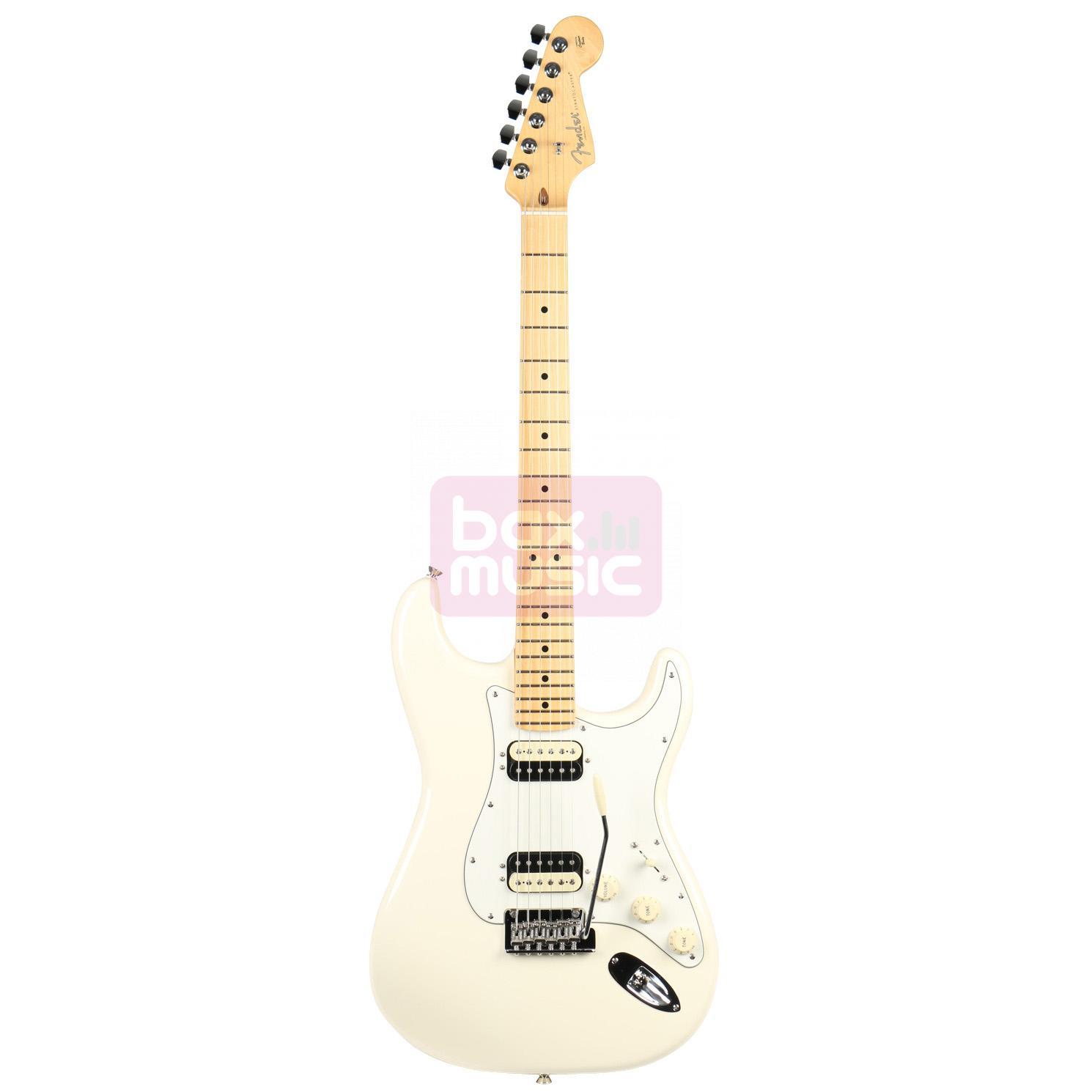 Fender American Pro Stratocaster HH Shawbucker Olympic White RW