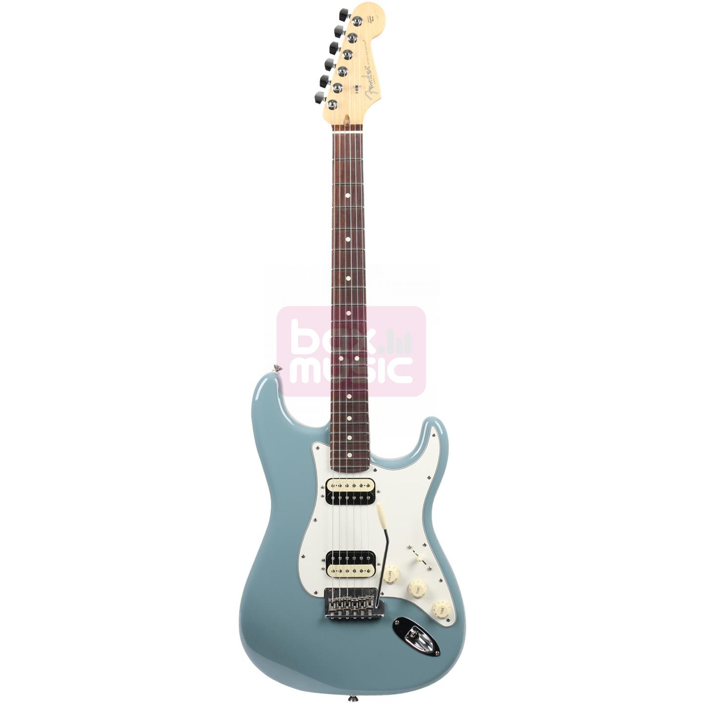 Fender American Pro Stratocaster HH Shawbucker Sonic Grey RW