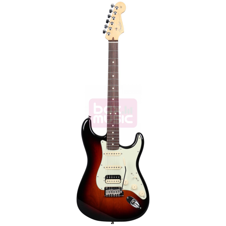 Fender American Pro Stratocaster HSS Shawbucker 3-Color SB RW