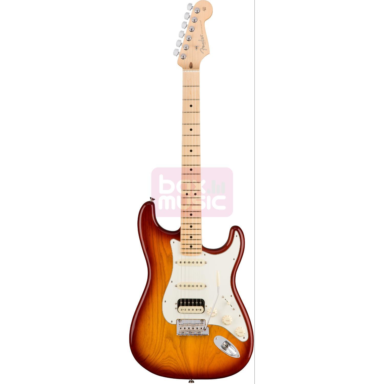 Fender American Pro Stratocaster HSS Shawbucker SSB MN