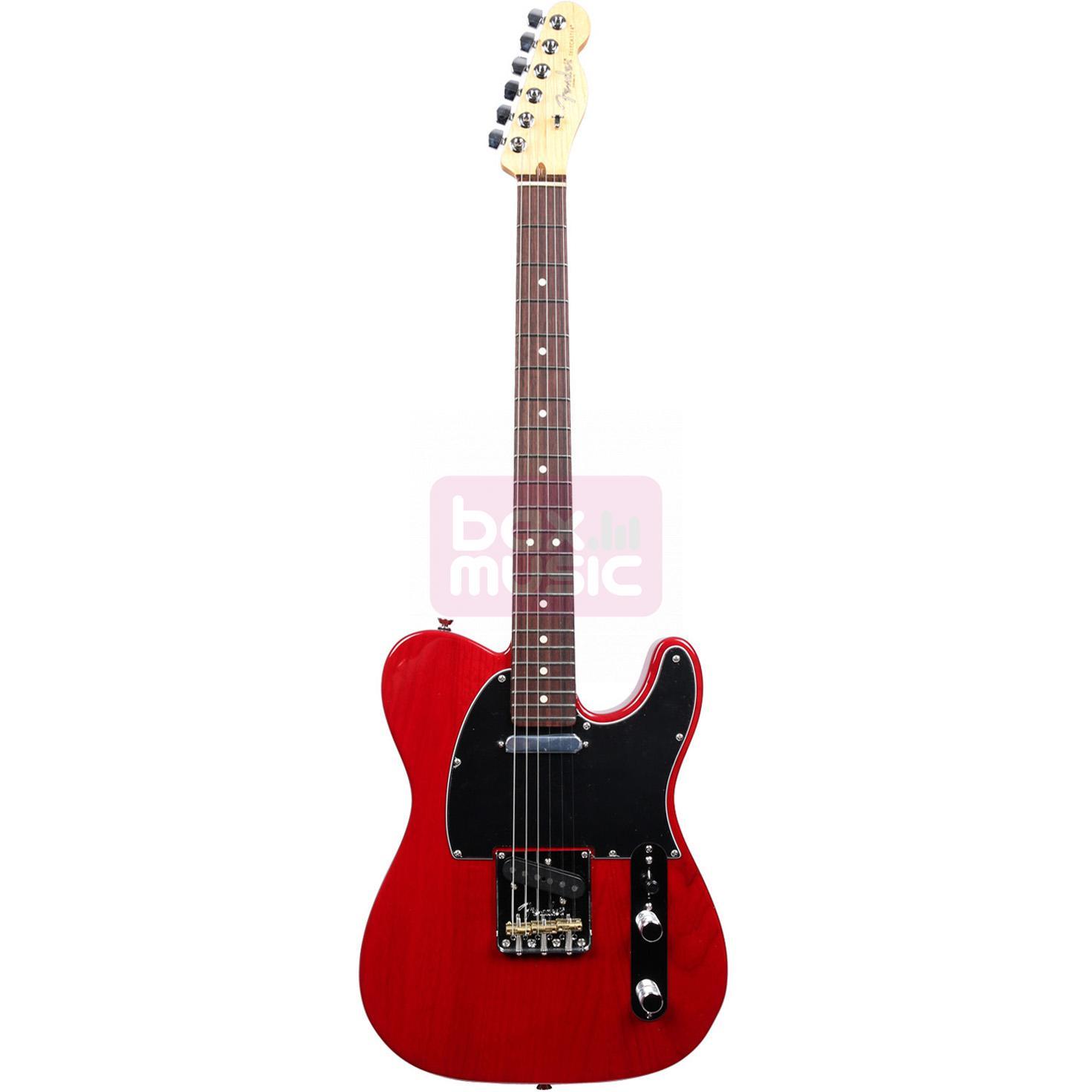 Fender American Pro Telecaster Crimson Red Transparent RW