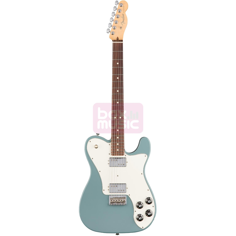 Fender American Pro Telecaster Deluxe Shawbucker Sonic Grey RW