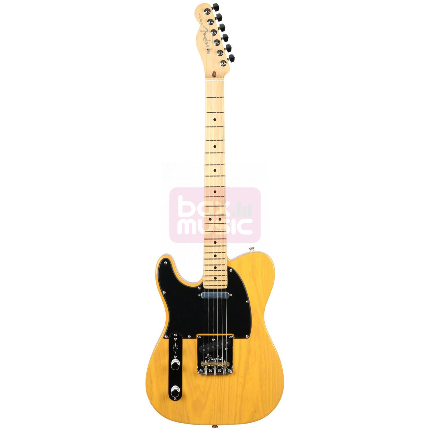 Fender American Pro Telecaster LH Butterscotch Blonde MN