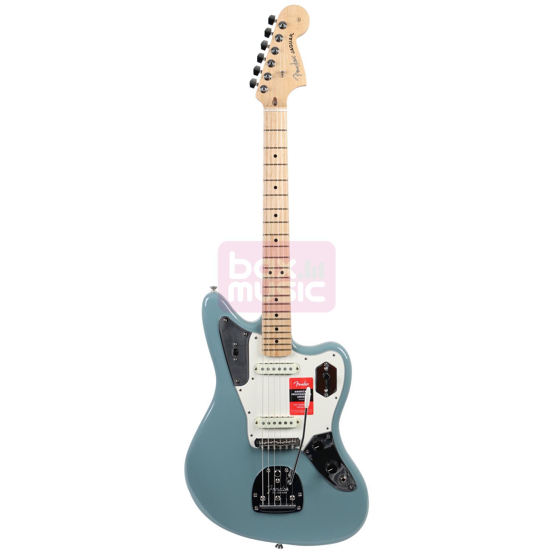 Fender American Professional Jaguar Sonic Grey MN