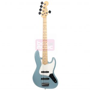 Fender American Professional Jazz Bass V Sonic Grey MN