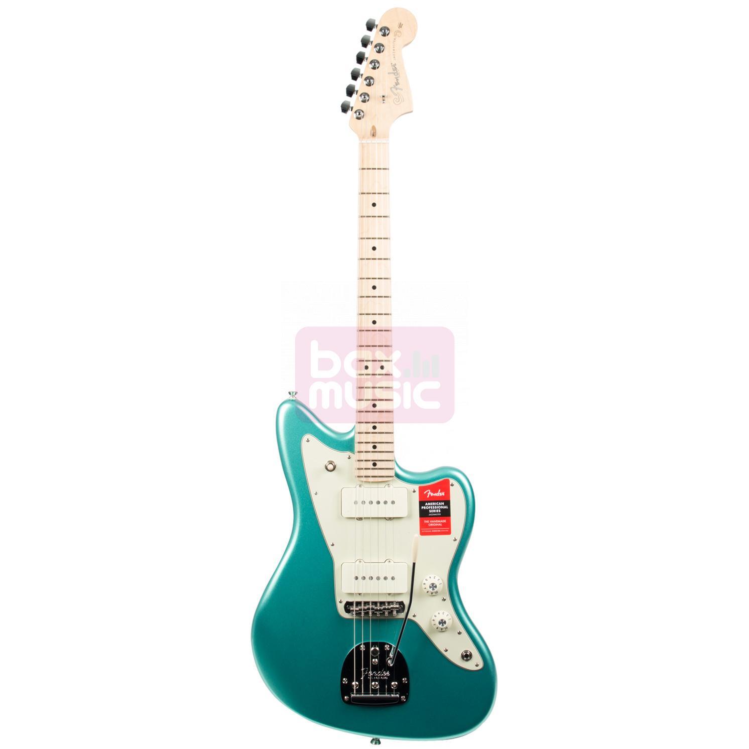Fender American Professional Jazzmaster Mystic Seafoam MN