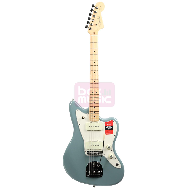 Fender American Professional Jazzmaster Sonic Grey MN