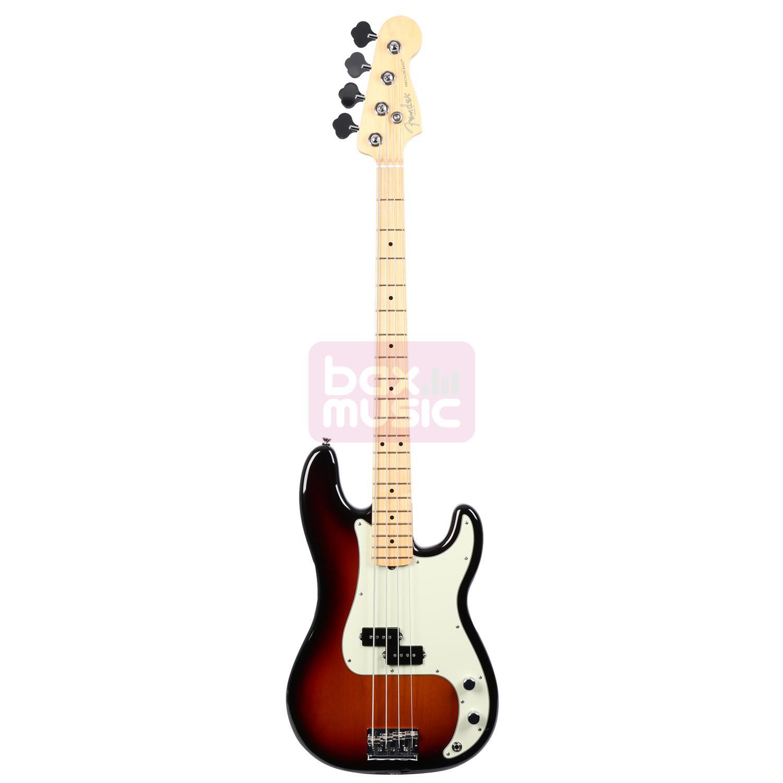 Fender American Professional Precision Bass 3-Color Sunburst MN