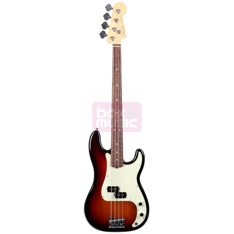Fender American Professional Precision Bass 3-Color Sunburst RW