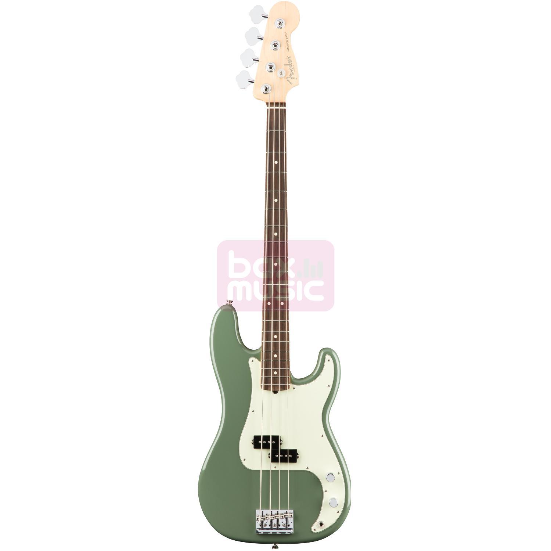 Fender American Professional Precision Bass Antique Olive RW