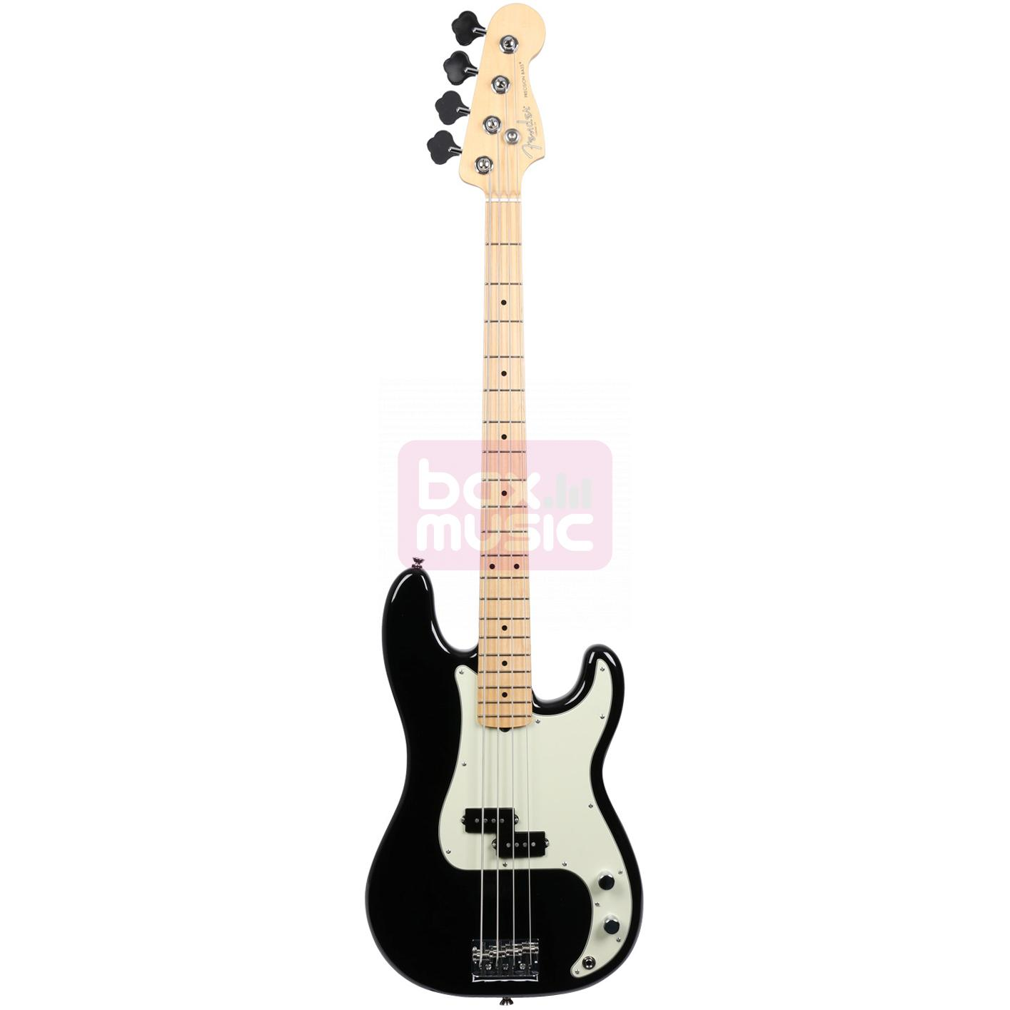 Fender American Professional Precision Bass Black MN