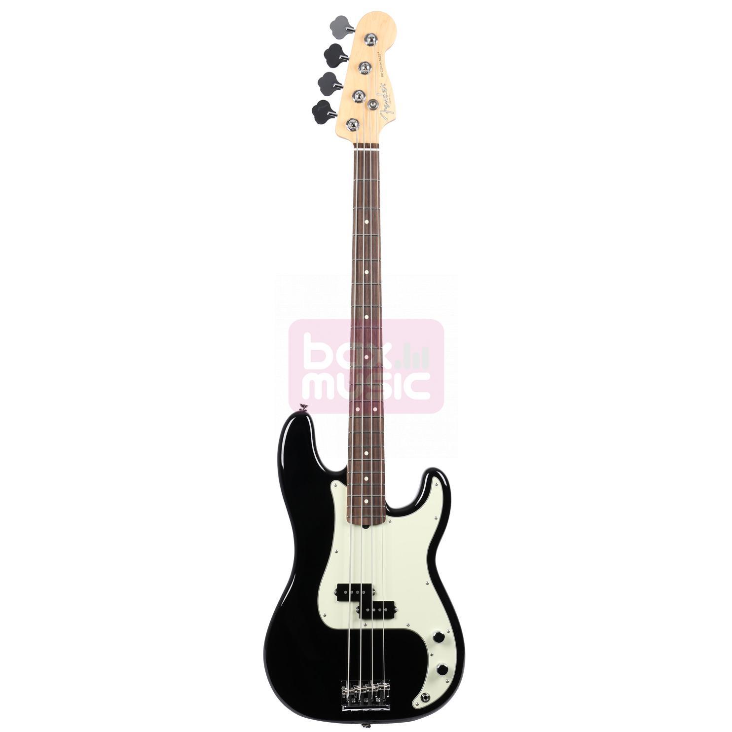 Fender American Professional Precision Bass Black RW