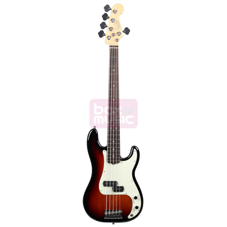 Fender American Professional Precision V 3-Color Sunburst RW