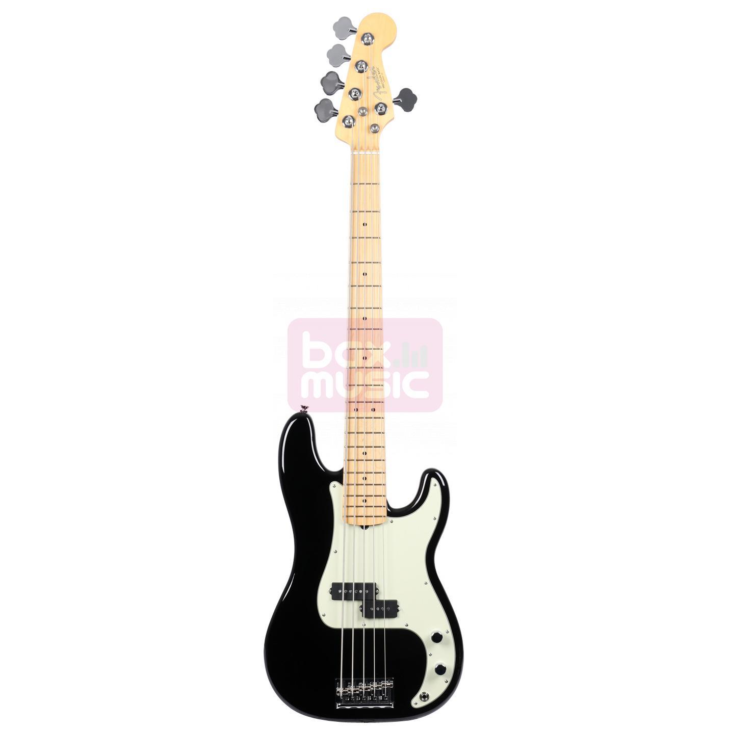 Fender American Professional Precision V Black MN