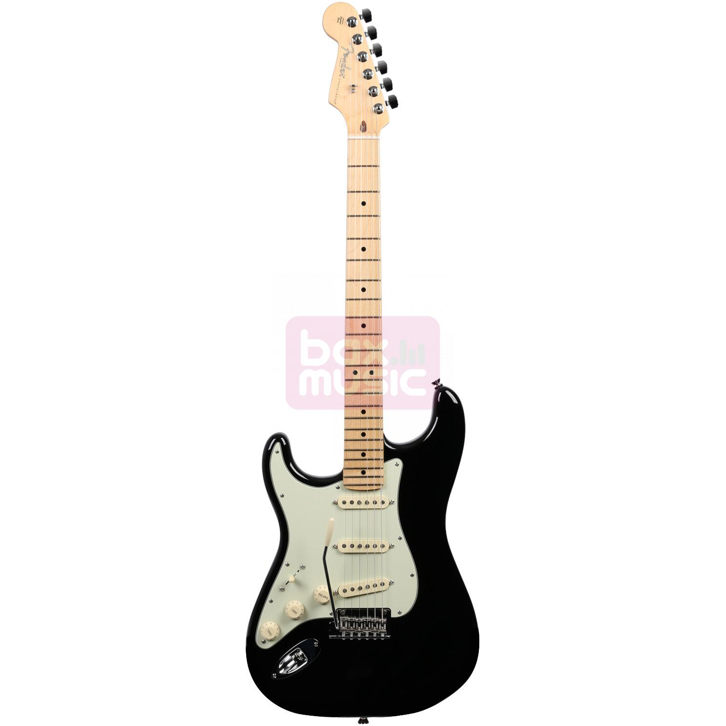 Fender American Professional Stratocaster LH Black MN