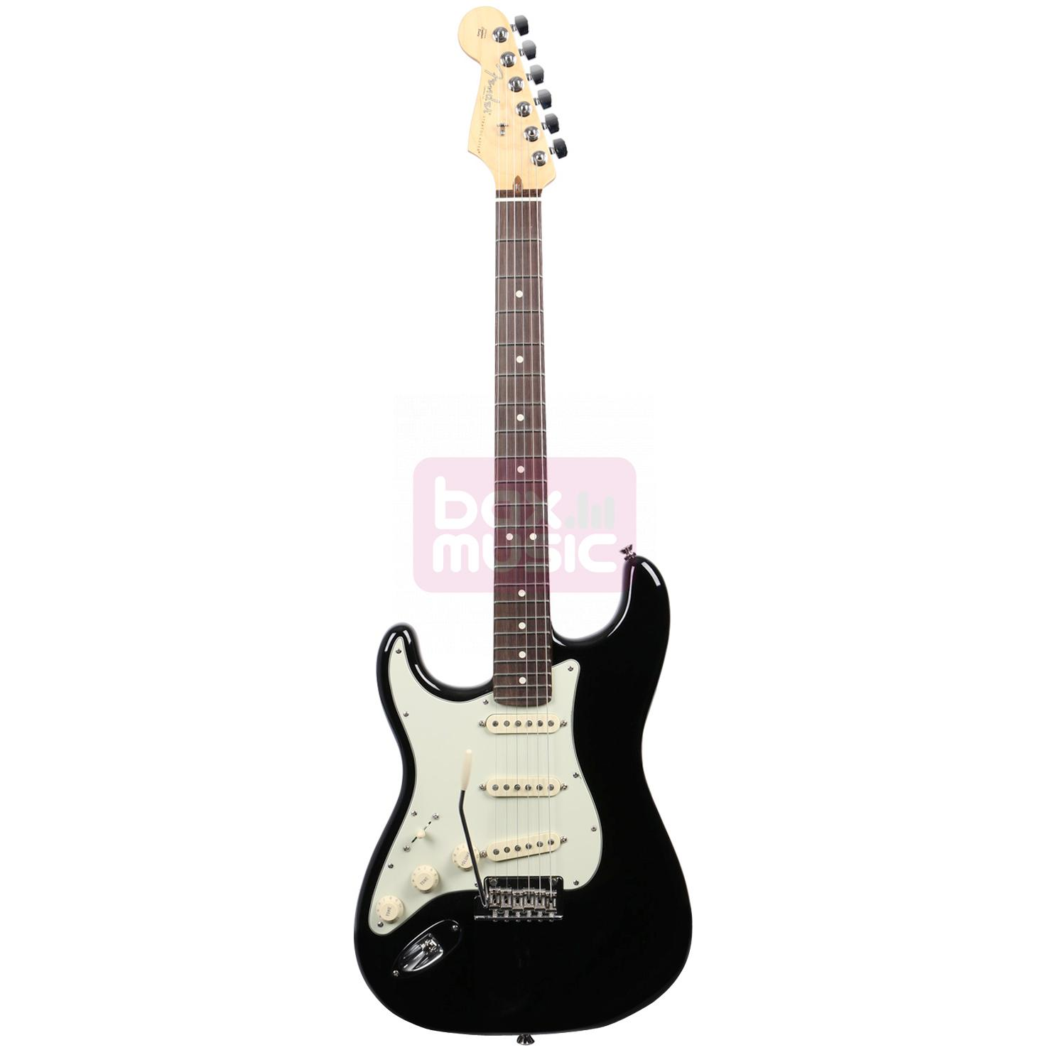 Fender American Professional Stratocaster LH Black RW