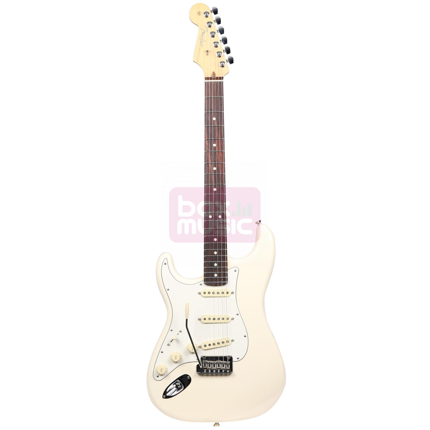 Fender American Professional Stratocaster LH Olympic White RW