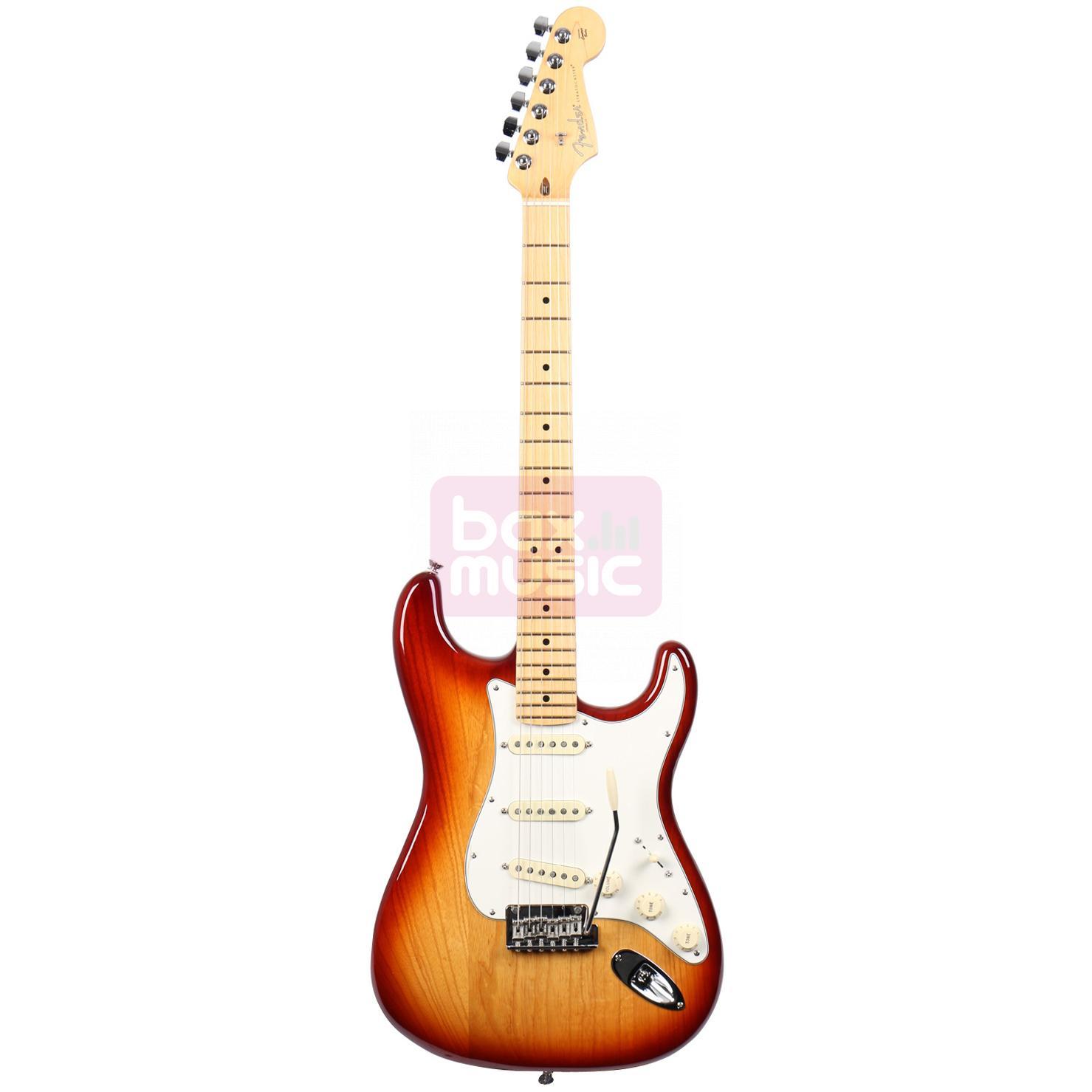 Fender American Professional Stratocaster Sienna Sunburst MN