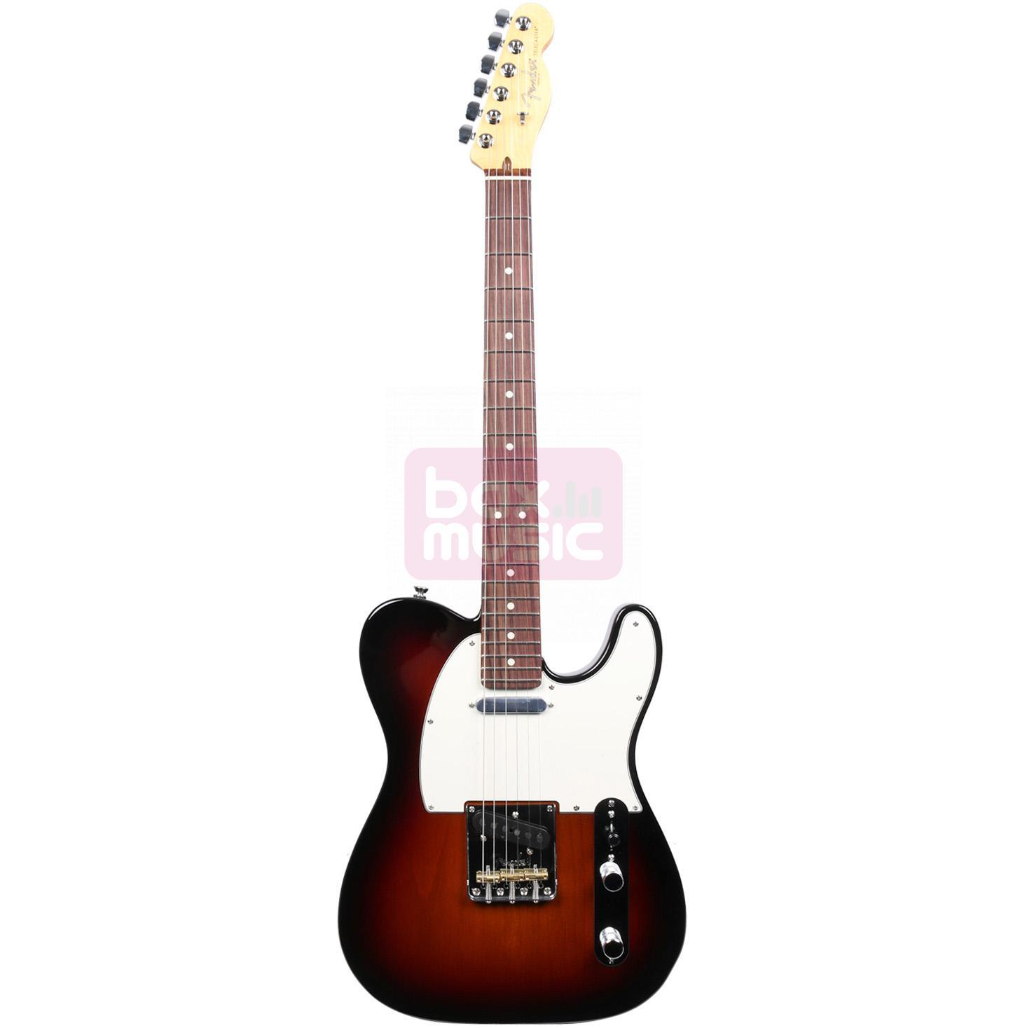 Fender American Professional Telecaster 3-Color Sunburst RW
