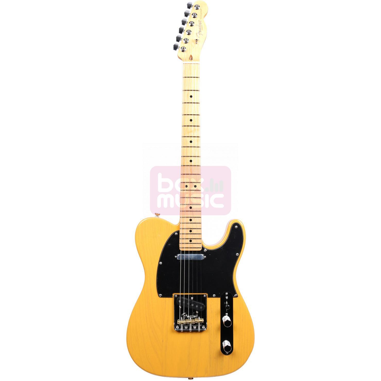 Fender American Professional Telecaster Butterscotch Blonde MN